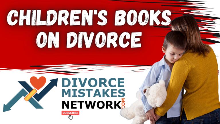 divorce books for children Divorce with Kids -