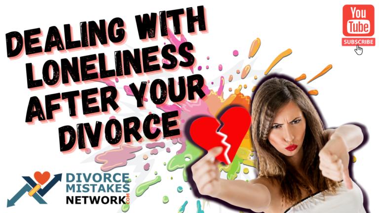 loneliness after divorce