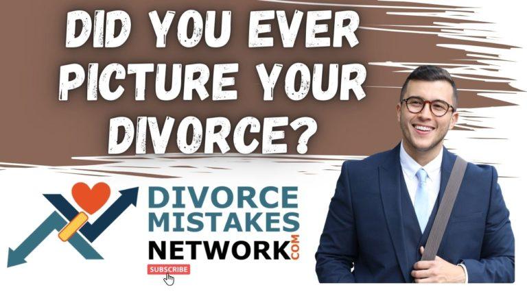divorce problems being solved