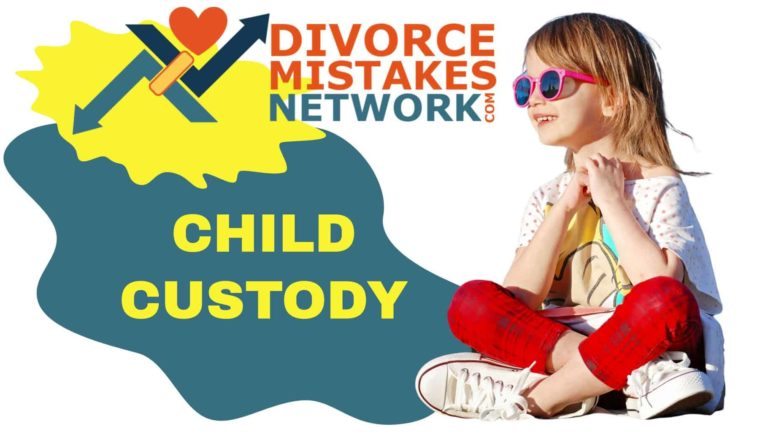 child custody divorce questions