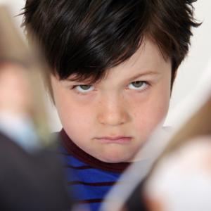 children during divorce