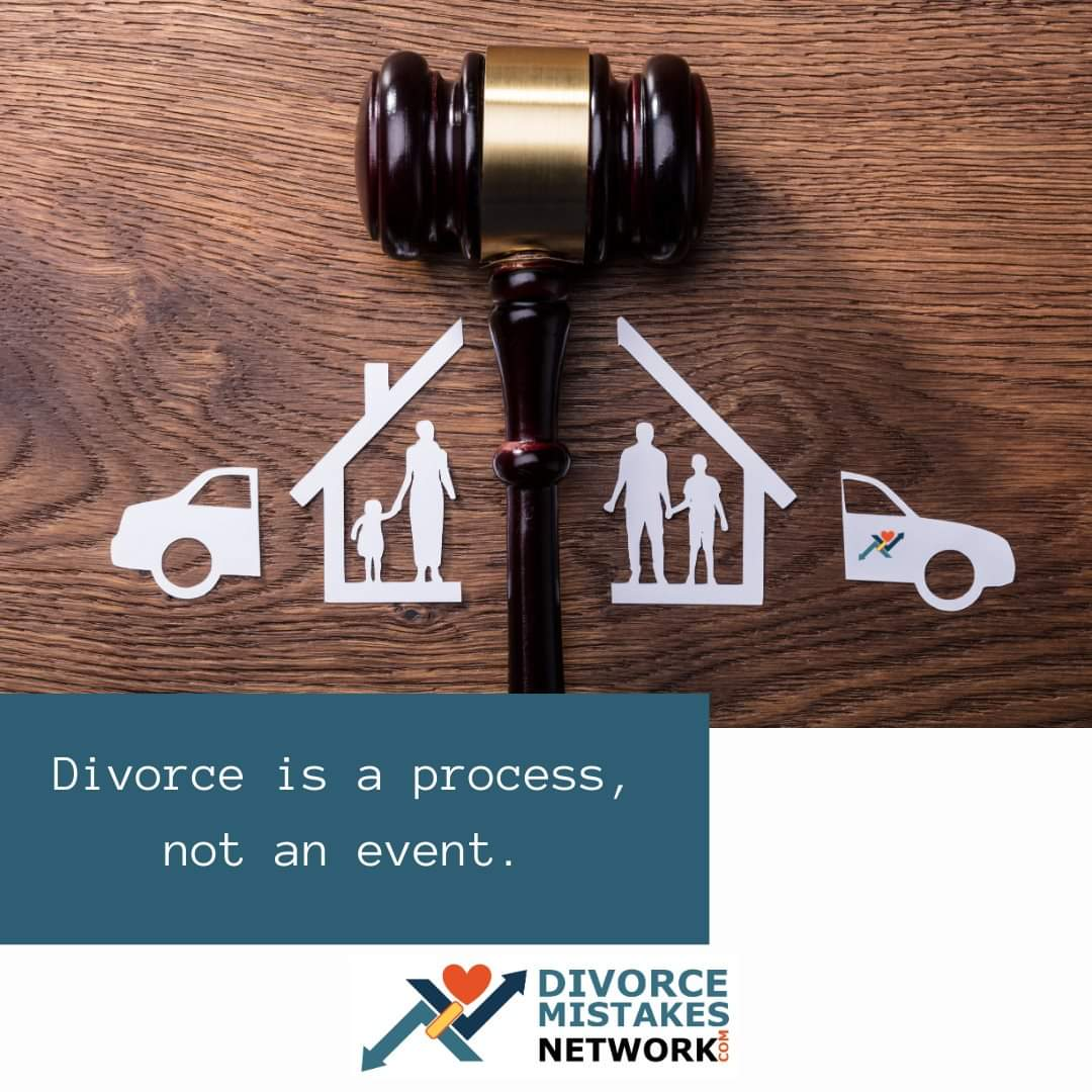 divorce domination is a process not an event