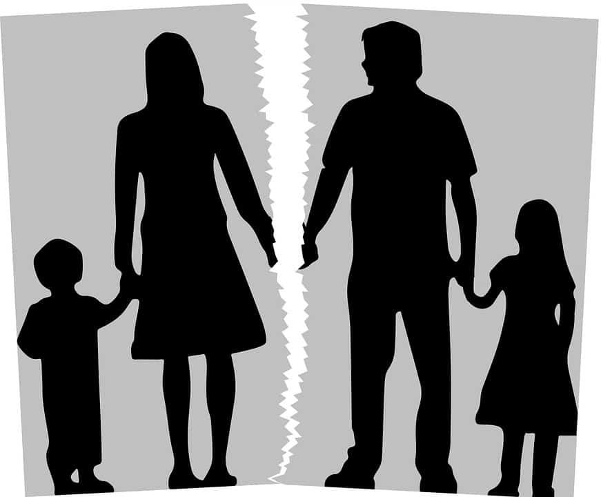 legal sepation over divorce