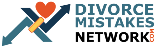 divorce home page logo of the divorce mistakes network