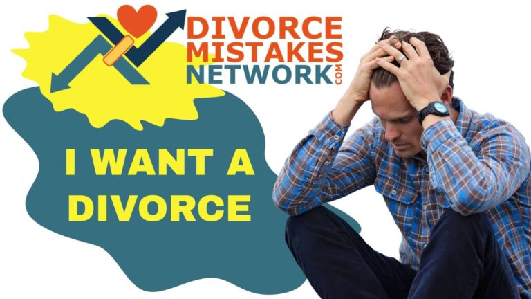 i want a divorce and I have questions image