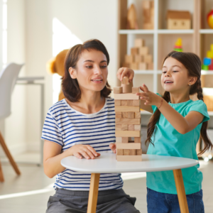 shared parenting time with kids